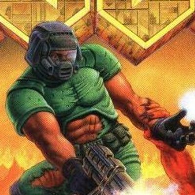 The Doom Guy Doom Marine Twitter