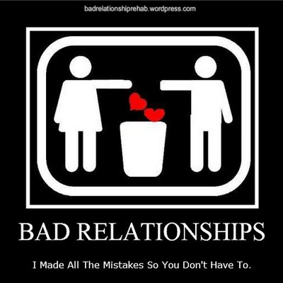 how to stop a bad relationship