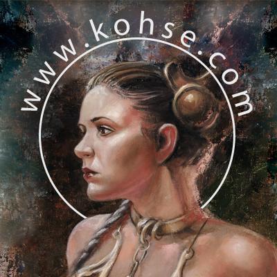 Lee Kohse - Twitch.tv/kohseart