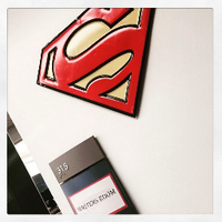 SupergirlWritersRoom twitter profile