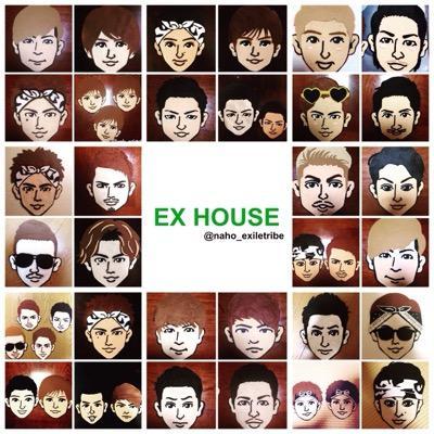 『EX HOUSE』@予約受付中