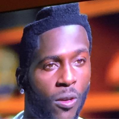 Antonio Brown Hair >> Antonio Brown S Hair Antoniobrwnhair Twitter