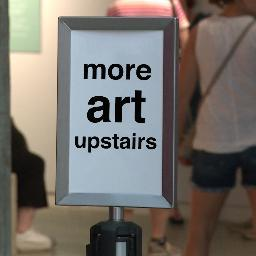 Image result for more art upstairs