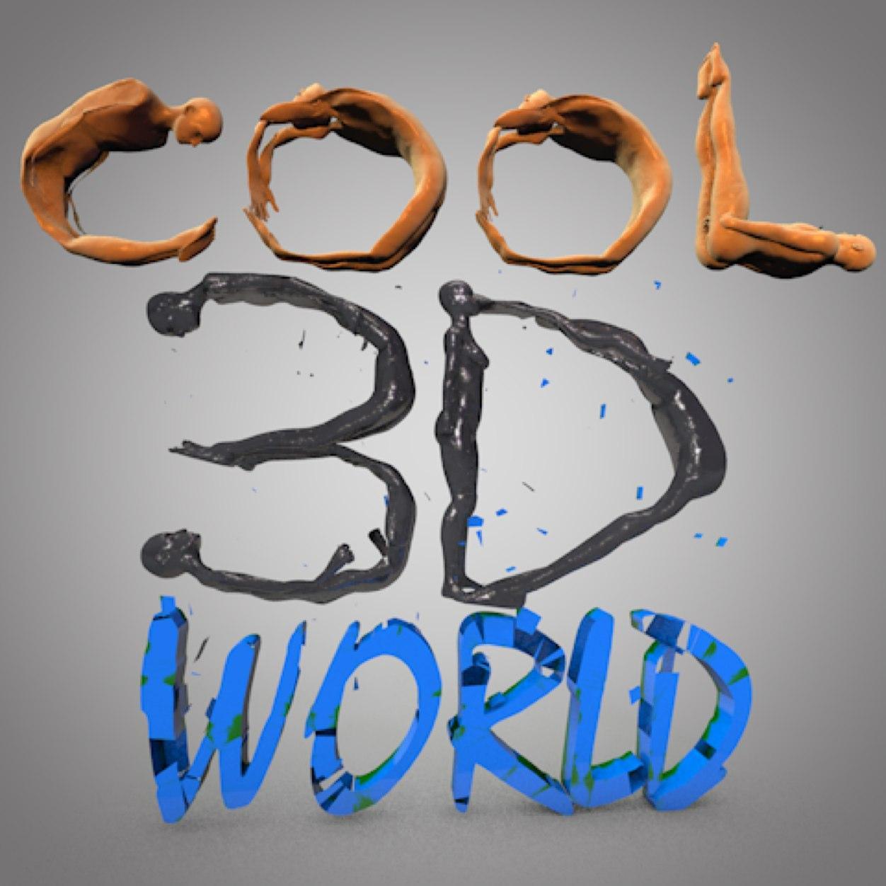 chefs cool 3d worldさんのtwitterで話題の画像