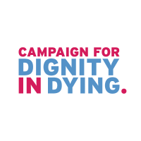 Dignity in Dying twitter profile