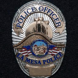 La Mesa PD (@LaMesaPD) | Twitter