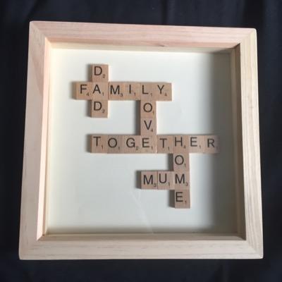 Scrabble Frames on Twitter: \