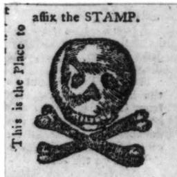 when was the stamp act