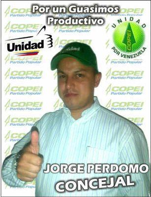 Jorge Perdomo COPEI🇻🇪🇨🇱
