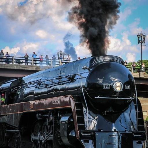 Steamin 611