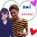 まなおみ♡⃜omi・ni・mu・chu (@0106_manami) Twitter