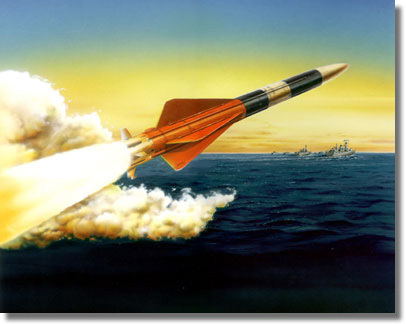 Excocet Missile