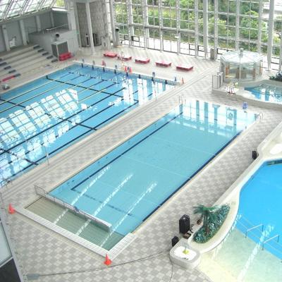 所在地:江戸川区スポーツセンター