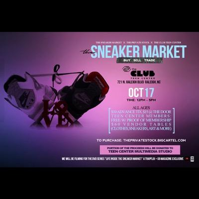 The Sneaker Market | Social Profile