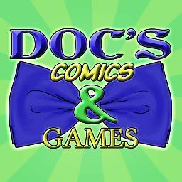 Docs Comics Games DocsComicsGames Twitter - Doc games