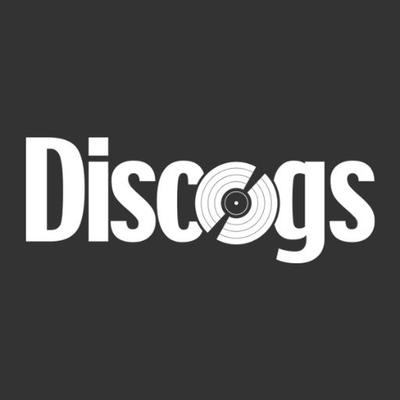 Discogs (@discogs) Twitter profile photo