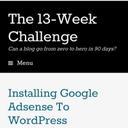 13 Week Challenge (@13weekchallenge) Twitter