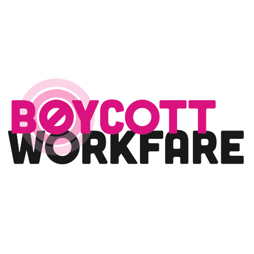Image result for boycott workfare