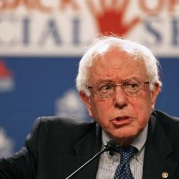 From twitter.com: Bernie Sanders {MID-71114}