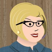 Nancy Frey (@NancyFrey )