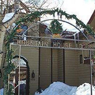 Mountain house lodge aspenmtnlodge twitter for Mountain house lodge