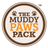 Muddy Paws Pack