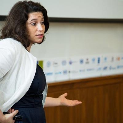 Gina Lucarelli Profile Image