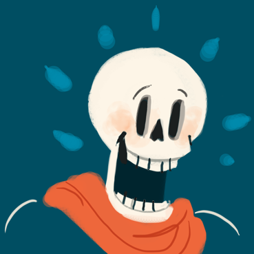 Spaghetti Skeleton | Social Profile