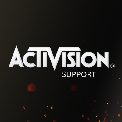 Activision Support (@ATVIAssist) | Twitter