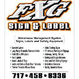 Fxg Sign And Label On Twitter 3m Reflective Graphics Installed On