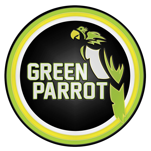 Green Parrot ropa y deportes extremos