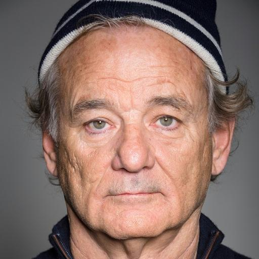 Bill Murray Social Profile