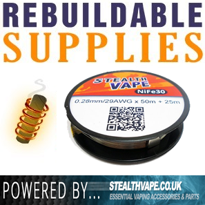 Rebuildable Supplies on Twitter: