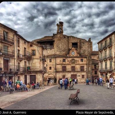 Turismo de sep lveda sepulvedaislife twitter for Segovia oficina de turismo