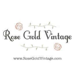 Rose Gold Vintage