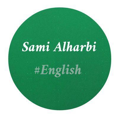 Sami Alharbi English Samialharbi E Twitter
