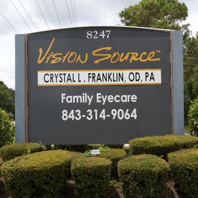 Dr Crystal Franklin Pawleys Island Sc