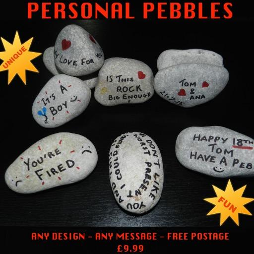 Personal Pebbles