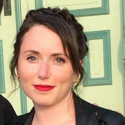 Anna Dubenko (@AnnaDubenko) Twitter profile photo