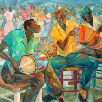 Caribbean Painters