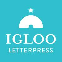 Igloo Letterpress | Social Profile