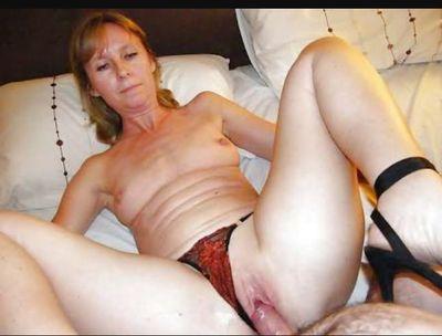 Milf wife boobs