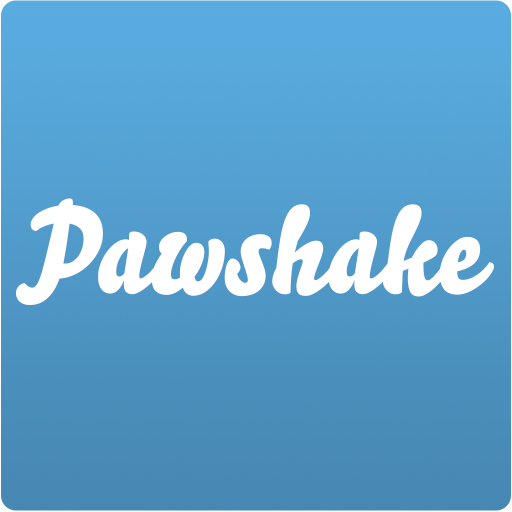 Logo de la société Pawshake