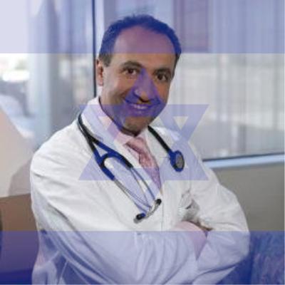 Afshine Emrani  MD