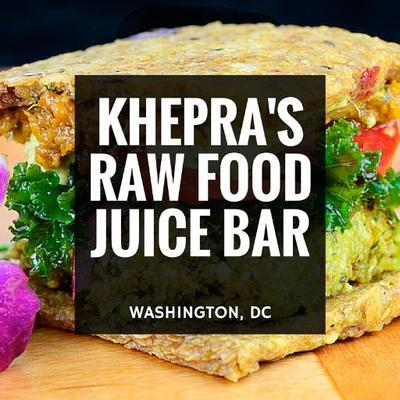 Khepra S Raw Food Dc