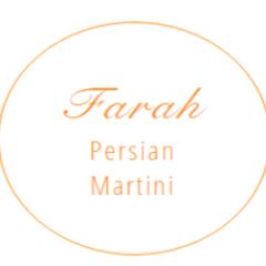 Persian Martini