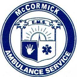 Mccormick Ambulance Mccormick Ems Twitter