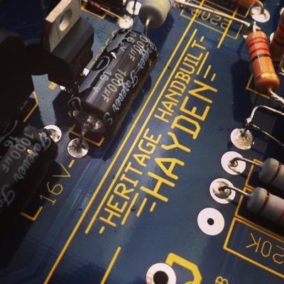 hayden amp amp