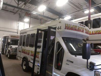 Namekagon transit