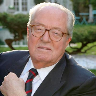 Jean-Marie Le Pen (@lepenjm) | Twitter